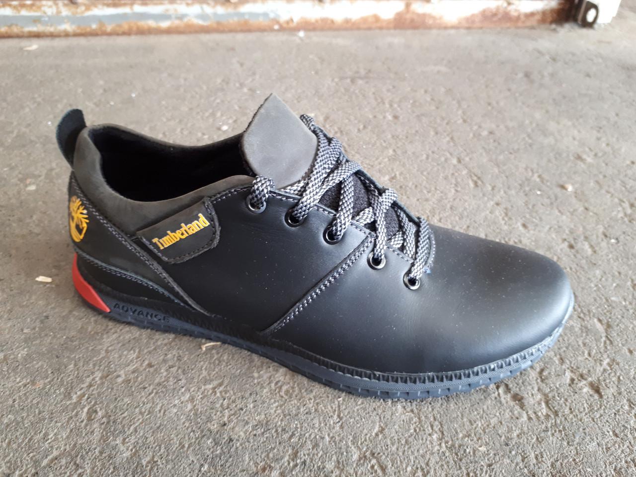 Подростковые кожаные кроссовки Timberland. Украина - Интернет-магазин