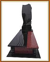 Пам'ятник з лізнику на одного