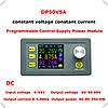 DC-DC Понижающий преобразователь,модуль c LCD, рег. CC/CV (DP50V5A)