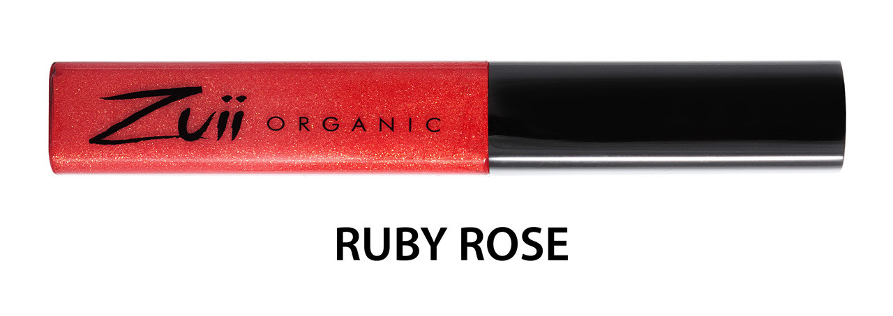 Тинт для губ Рубиновая Роза 6 г  Zuii Organic