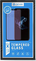 Защитное стекло Van Anti-blue Ray Full Screen Tempered Glass for iPhone X