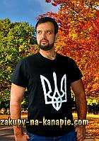 Футболки з тризубом /футболки с гербом Украины