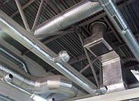 Изготовление оцинкованных воздуховодов для систем вентиляции, фото 1