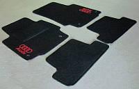 """Коврики на Audi TT '98-06. Текстильные автоковрики. Тип """"Стандарт"""""""