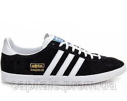 """Мужские кроссовки Adidas Gazelle """"Black"""""""