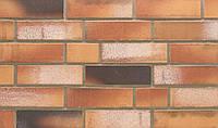 Клинкерная плитка Stroeher 492 orange-bunt, серия KONTUR WS формат NF 240х71х12
