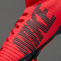 Детские Бутсы Nike JR Mercurial Victory VI DF FG 903600-616 (Оригинал), ca25b03be6f