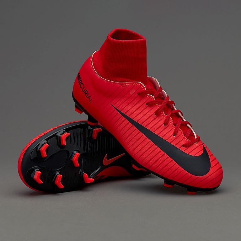 Детские Бутсы Nike JR Mercurial Victory VI DF FG 903600-616 (Оригинал) - dcc59fbf43d
