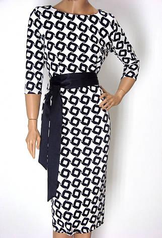 Жіноче плаття міді турецького бренду Dimoss розпродаж, фото 2
