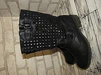 Super Mode_Стильные модные ботинки женские 40р ст.26см H98