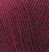 Нитки Alize Lanagold 800 495 Кислая вишня