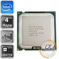 Процессор Intel Core2Quad Q6700 (4×2.66GHz/8Mb/s775) БУ