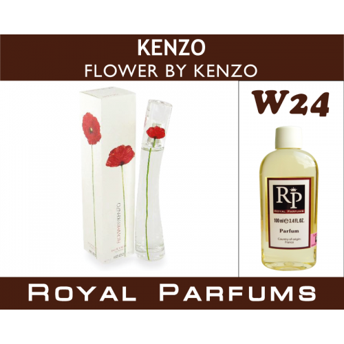Духи на разлив Royal Parfums W-24 «Flower by Kenzo» от Kenzo