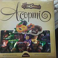 Фрукти в шоколаді асорті 1кг
