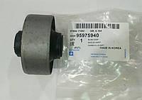 Сайлентблок Авео рычага задний (усиленный) GM