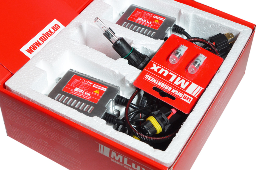 Биксенон MLux Premium 35Вт