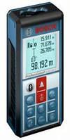Дальномер-уклономер Bosch GLM 100 лазерний