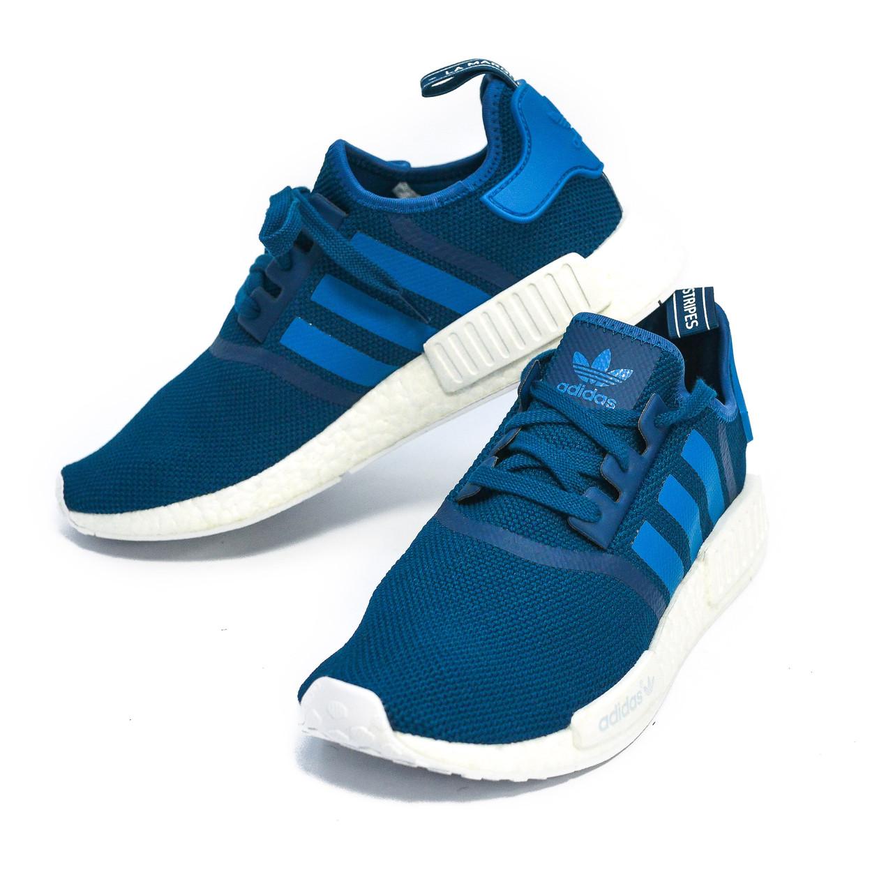 Оригинальные мужские кроссовки Adidas NMD_R1