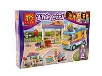 Конструктор подружки friends аналог лего Lego 41310 Служба доставки подарков 187 деталей Киев