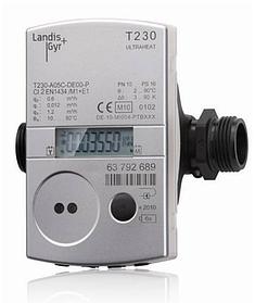 Счетчики тепла Landis&Gyr (Швейцария)