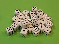 Кубик игральный 10 х 10 мм