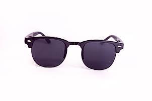Очки детские clabmaster черные 8480-1, фото 2