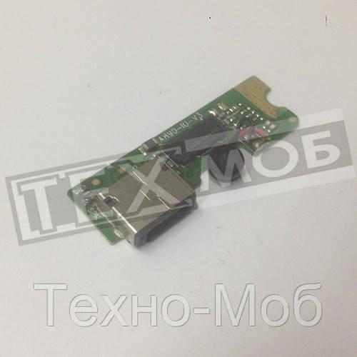Нижняя плата коннектора зарядки с микрофоном Копия Iphone 7 4,7