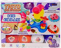 Набор для лепки Фабрика мороженого 11016