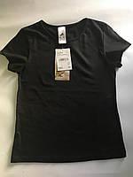 Черная футболка Германия C&A Palomino 134/140см., фото 1
