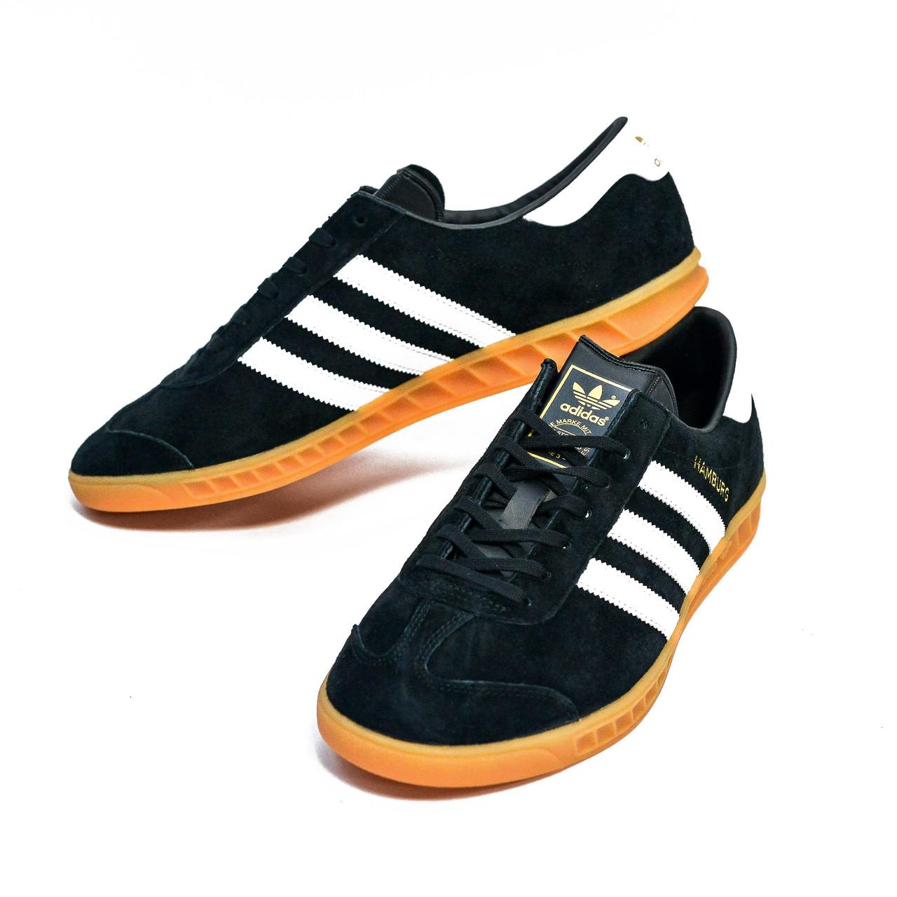 8d45de5d2ab5 Оригинальные Мужские Кроссовки Adidas Hamburg — в Категории