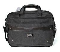 Стильная мужская брезентовая сумка