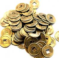 Китайські монети фен-шуй