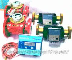 Многоканальный теплосчетчик Cyпepком-01-1-SKS-3