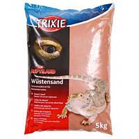 Песок красный для террариума Trixie Reptiland Sand Red 5 кг (76132)