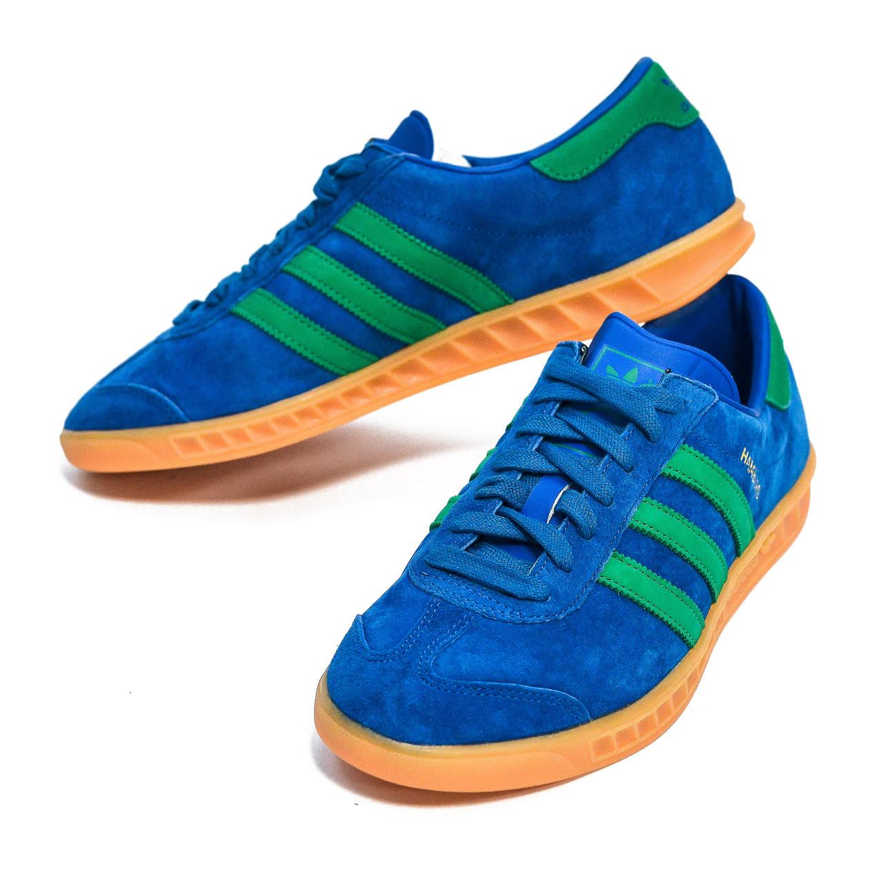 Оригинальные мужские кроссовки Adidas Hamburg