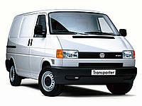 Лобовое стекло Volkswagen Transporter-4 с молдингом (1990-2003)