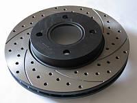 Тормозной диск перфорация передний Volkswagen ATM02870287VW