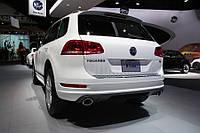 Спойлер VW Touareg II стиль R-line10557