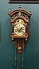 Антикварные часы с фазой луны