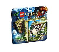 Крокодилья пасть 70112 (LEGO Chima Croc Chomp)