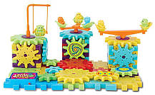Конструктор шестеренки Funny Bricks/Фанни Брикс 81 деталь., фото 3