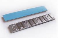 Низькі 4 мм 60г (10г х 4 і 5 г х 4) блакитна - 100 шт в уп 202