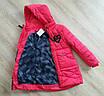 Демисезонная куртка парка для девочки подростка 32-40р, фото 4