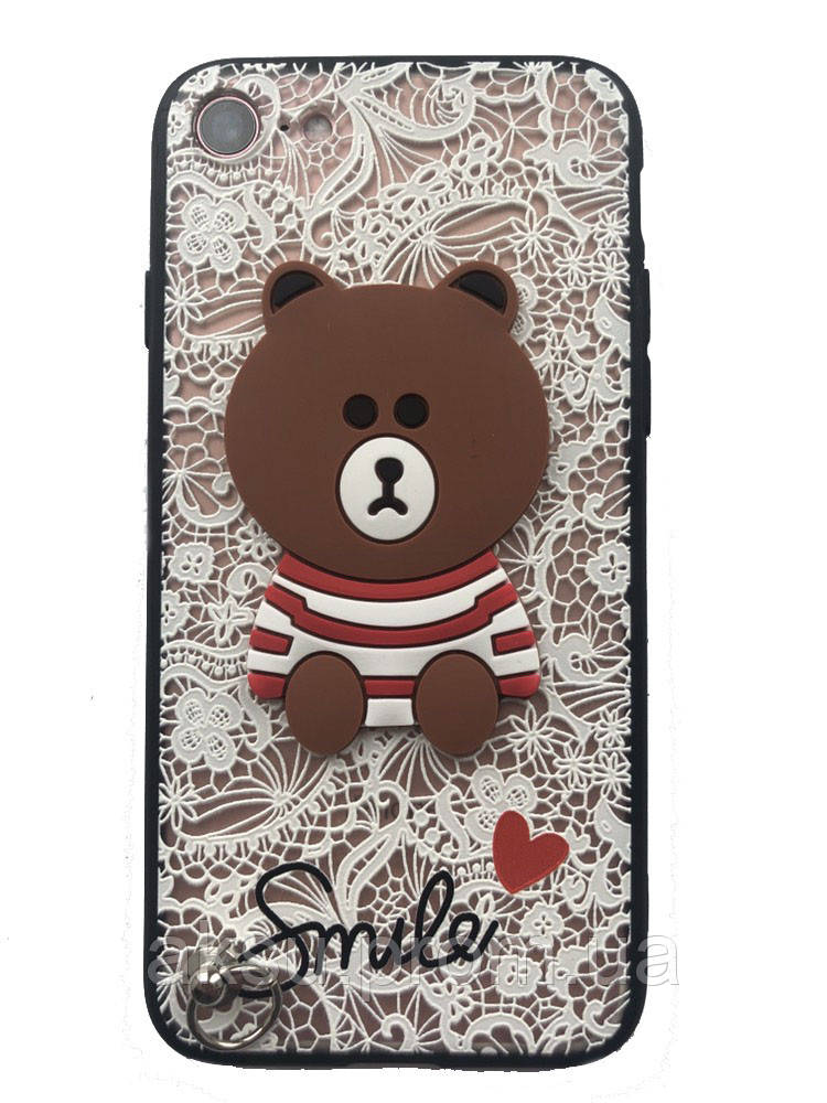 Чехлы Bear Case for iPhone 7/8