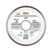Алмазный диск Distar 1A1R 180 x 1,4 x 8,5 x 25,4 Gres Ultra 7D (11120159014), фото 1