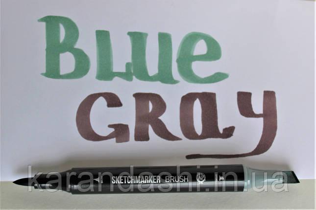 Маркеры SKETCHMARKER BRUSH Blue Gray, фото 2