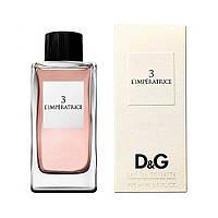 Женская туалетная вода Dolce & Gabbana 3 L`Imperatrice (Дольче И Габбана Императрица)