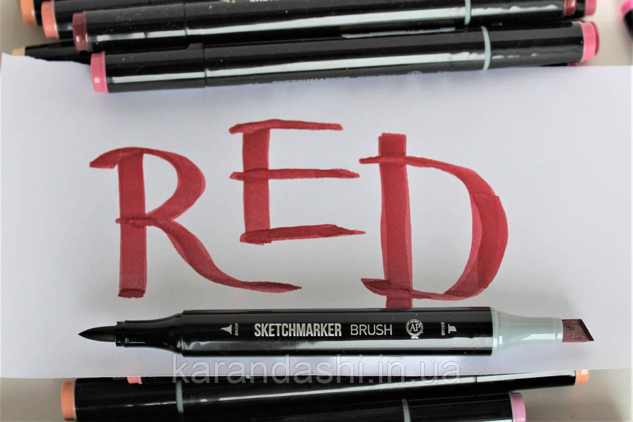 Маркеры SKETCHMARKER BRUSH Red