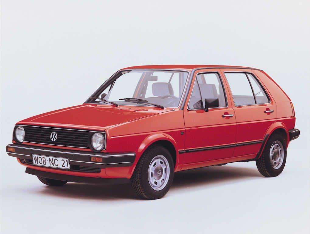 Лобовое стекло Volkswagen Golf 2 (1983-1991)