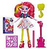Пинки Пай с  маркерами и трафаретом – Радужный Рок My Little Pony Equestria Girls Rainbow Rocks Pinkie Pie